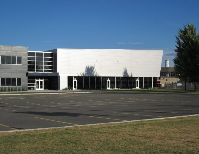 Centre professionnel des Riverains à Repentigny