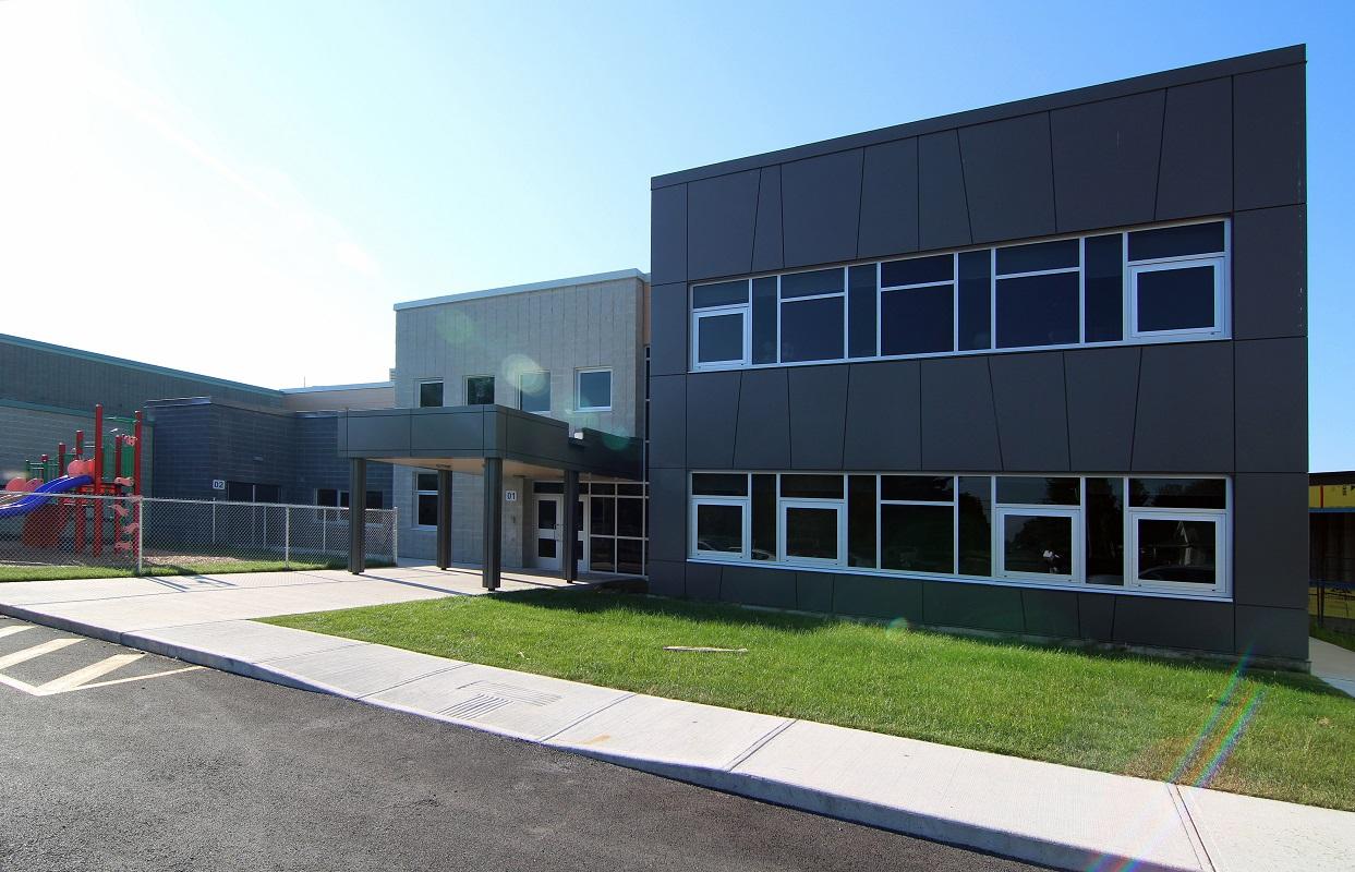 École du Boisé à Terrebonne
