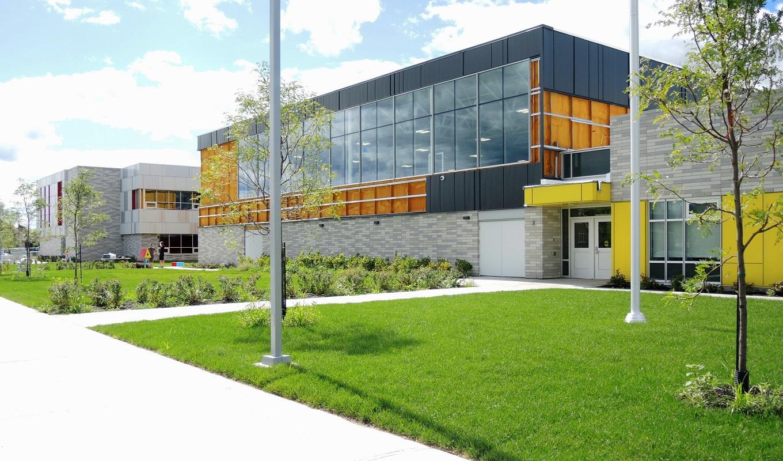 École primaire Valmont-sur-Parc à Repentigny